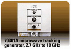 Keysight Agilent HP 70301A 2.7