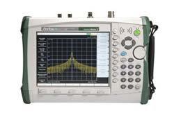Anritsu MS2724B 20 GHz, Spectrum
