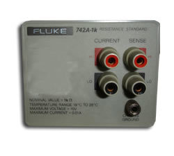 Fluke 742A-1K 1k Ohms Resistance