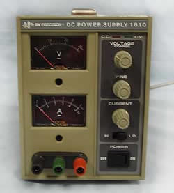BK Precision 1610 15/30V, 1/0.5A,