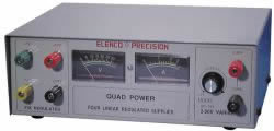 Elenco XP-581 Quad Regulated Power