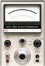 Keithley 602 Floating Electrometer in
