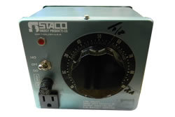 Staco 3PN501 Variac Power Supply