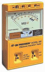 BK Precision 300 Mega-Ohmmeter Insulation