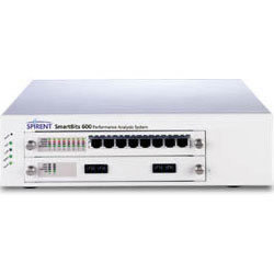 Spirent/TAS/Netcom SMB600 Network Performance Analysis