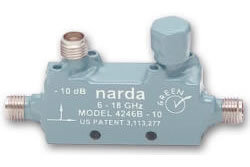Narda 4246B-10 Directional Coupler in