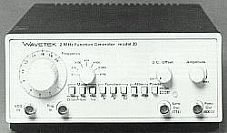 Wavetek 20 0.002 Hz to