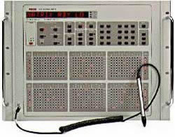 Keithley 707 Switching Matrix in