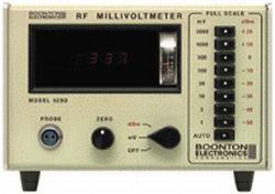 Boonton 92BD RF Millivoltmeter in