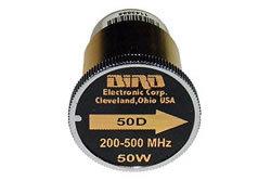 Bird 50D 200-500 MHz Watt