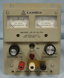 TDK/Lambda/EMI LP411AFM 20 V, 1.2