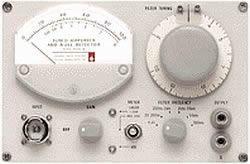 General Radio 1232A Tuned Amplifier