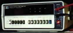 Keysight Agilent HP 3435A 3.5