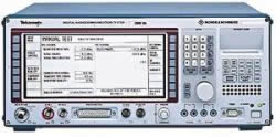 Tektronix CMD80 Communications Test Set