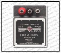 General Radio 1409L Standard Capacitor