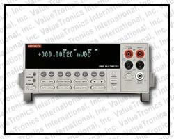 Keithley 2002 High-Performance, 8-1/2-Digit DMM