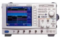 Yokogawa Electric DL7100 4 Channel,