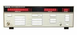 Boonton 8200 Modulation Analyzer in