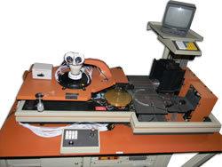 Electroglas 2001X 8 inch Wafer