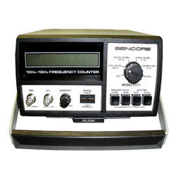 Sencore FC71 Frequency Counter in