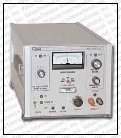 Weinschel Corp. 1805B RF Control