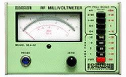 Boonton 92AS2 RF Millivoltmeter in