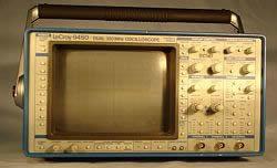 LeCroy 9450 350 MHz, Digital