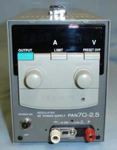 Kikusui PAN70-2.5 70 V, 2.5