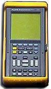 Fluke 99 50 MHz, Dual
