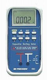 BK Precision 890 Capacitance Sorting