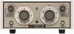 Krohn-Hite 3103A Tunable Band-Pass Filter
