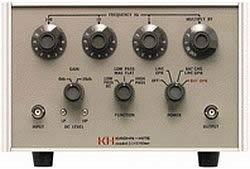 Krohn-Hite 3340 Variable Electronic Filter