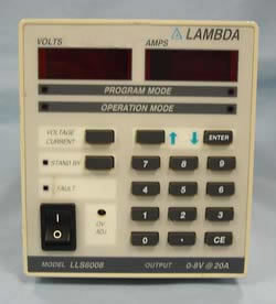 TDK/Lambda/EMI LLS6008 8 V, 20/20/16.5/13.5