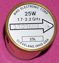 Bird 25L 1.7-2.2GHz 25 Watt