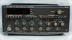 Philips PM5326 125 MHz, RF