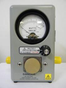 Bird 4410A RF Wattmeter in