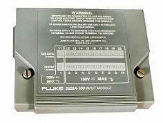 Fluke 2620A-100 Input Module in
