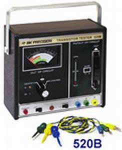 BK Precision 520B Industrial Transistor