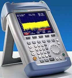 Rohde & Schwarz FSH323 Handheld