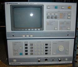 Rohde & Schwarz FSAS 100Hz