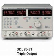 Sorensen XDL35-5T 215 Watts, Programmable
