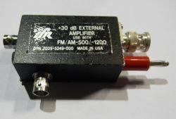 Aeroflex/IFR/Marconi 7005-5249-000 +30db External Amplifier