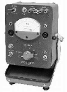 General Radio 1862C Megohmmeter in