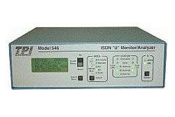 "TPI 546 ISDN ""U"" Monitor"