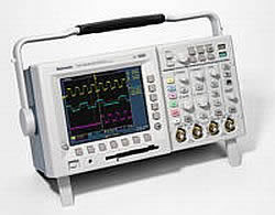 Tektronix TDS3044B 400 MHz Digital