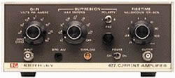 Keithley 427 Current Amplifier in