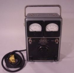General Radio W5MT3A Portable/Bench Metered