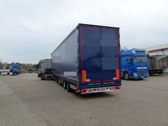 2017 meadow low loader closed version in petershagen germany for Meadowlark load board