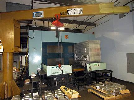 1997 2972, Kuraki, KHM-125, 4-Axis
