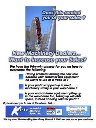 Kaste Industrial Machine Sales, Family